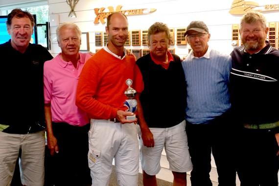 Golftävlingen Halsbäck memorial